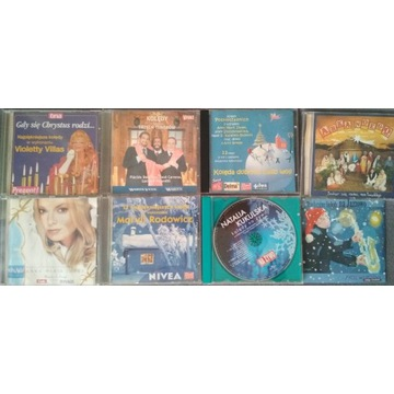 Płyty CD z kolędami - polscy artyści, tenorzy