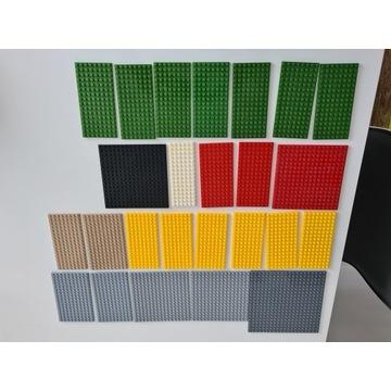 Płytki Cobi i inne, kompatybilne z LEGO.