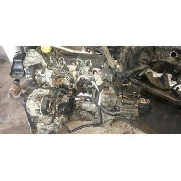 Silnik,wtryski,turbo 1,5 dci k9k792 logan scenic
