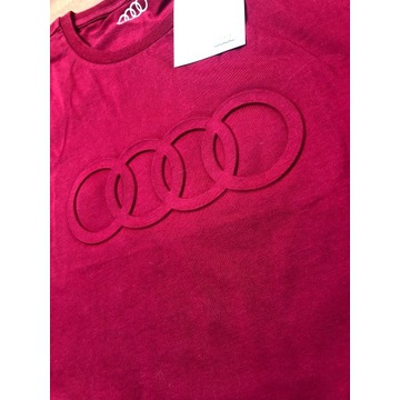 Koszulka Audi roz. XL