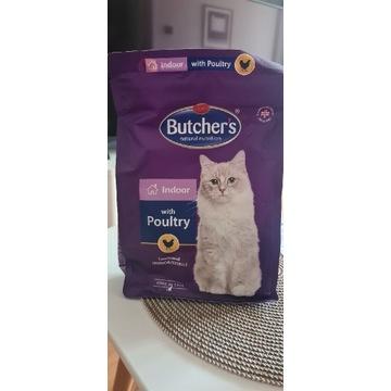 Butcher's karma dla kotów 3x 800g
