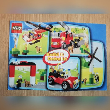 LEGO Build and Rebuild 10661