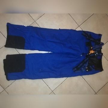 Woko by kappahl spodnie snowboardowe r. 158