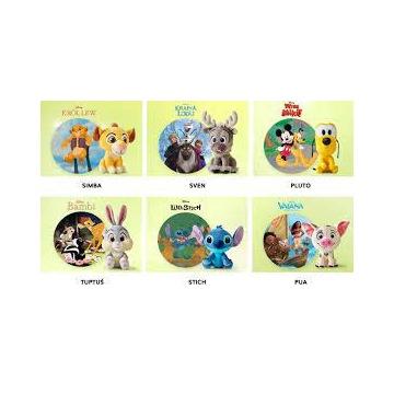 Maskotka Lidl Disney Zestaw Cały komplet