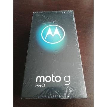 NOWA Motorola Moto G PRO, zafoliowana,zaplombowana