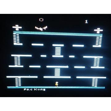 Atari 2600 - gra PAC-KONG