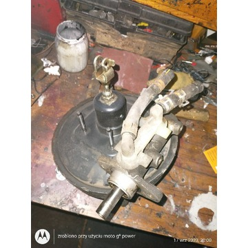 Serwo pompa hamulcowa Honda Civic VII, 1,6 benzyna