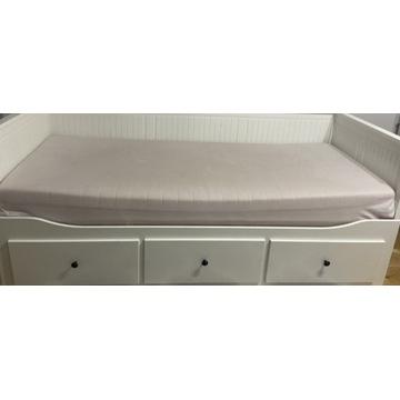leżanka HEMNES 80x200 biała IKEA