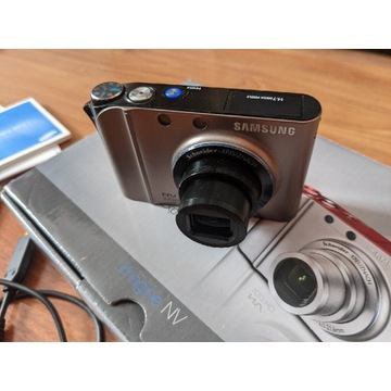 Aparat fotograficzny Samsung NV100 HD