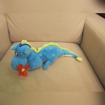 Dinozaur maskotka. Stan idealny.