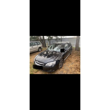 Subaru Legacy IV 3.0 H6 32j kompletny przód