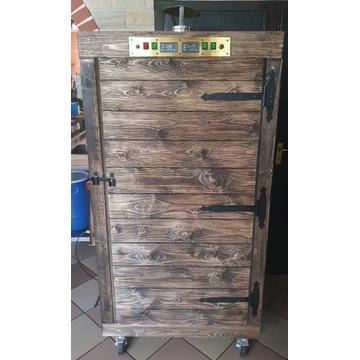 Wędzarnia automat 590l, dwie sondy, alarm, Dymbox