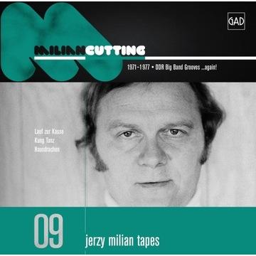 Jerzy Milian Cutting GAD CD ostatnia folia