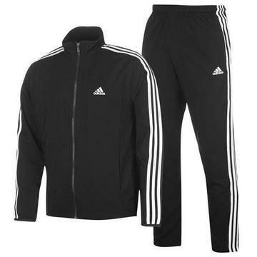 Komplet dresowy Adidas Climalite M/L