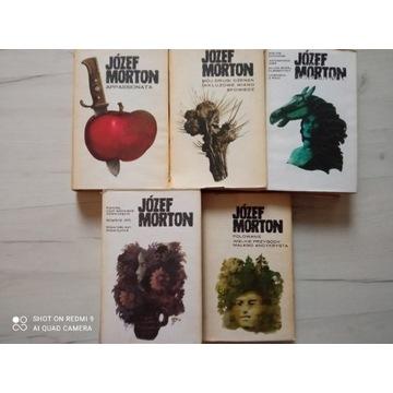 MORTON komplet 5 tomów