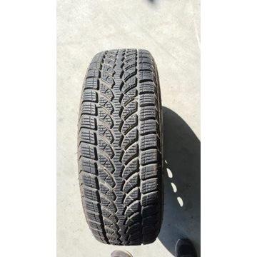 Koła zimowe Bridgestone 195/65 R15 i felgi stalowe