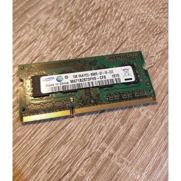 1GB DDR3 (1066) do laptopa  - stan idealny