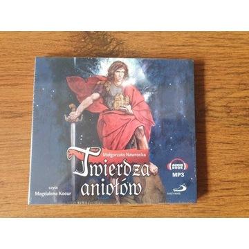 Twierdza aniołów - Audiobook