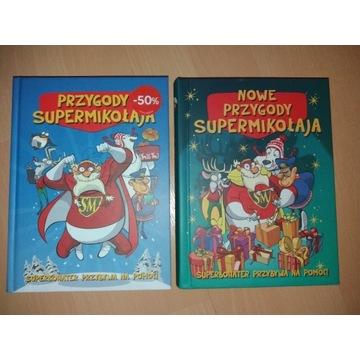 PRZYGODY SUPERMIKOŁAJA NOWE PRZYGODY SUPERMIKOŁAJA