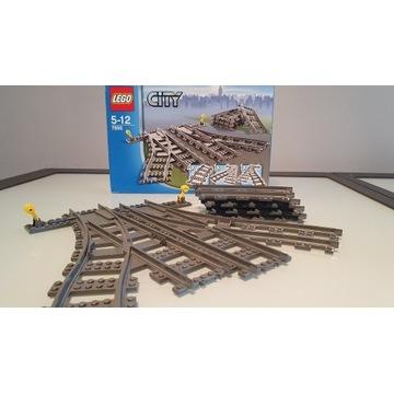 Lego City 7895 - Zwrotnice