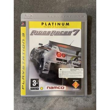 RIDGE RACER 7 PS3 OKAZJA