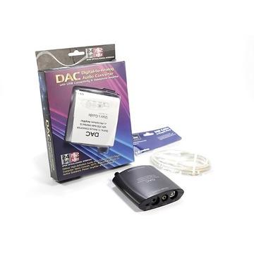 DAC USB wzmacniacz słuchawkowy S/PDIF Toslink
