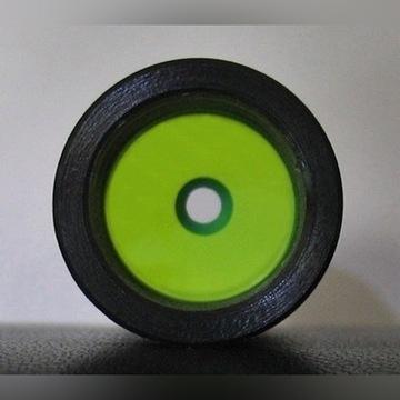 Inserty dowolny wymiar kolor zielony transparentny