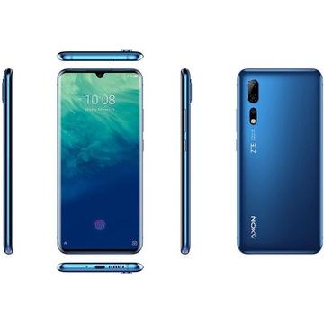 Smartfon ZTE Axon 10 Pro 6/128 Niebieski, Nowy, GW