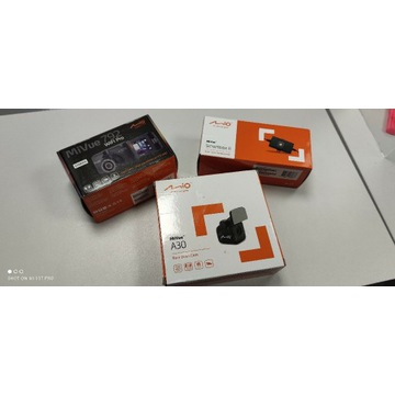 Rejestrator MiVue 792 + MiVue A30 + smartBox