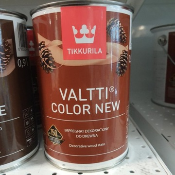 Tikkurila Valtti Color New 0,9L