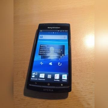 Sony Ericsson Xperia Arc S LT18I Czarny