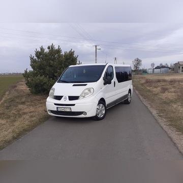 Renault Trafic 9 os Long