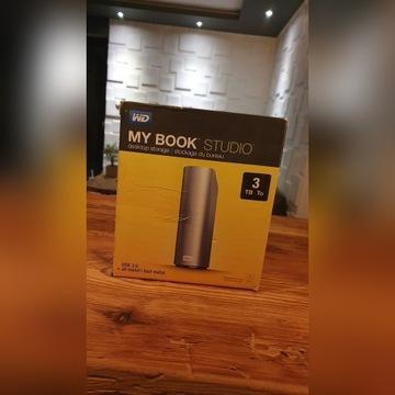 Dysk Zewnętrzny WD My Book Studio 4TB USB 3.0