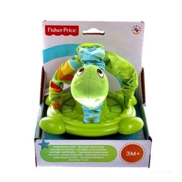Żółw żółwik Fisher Price zabawka sensoryczna
