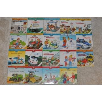 Książki edukacyjne dla dzieci Mądra Mysz, Franklin