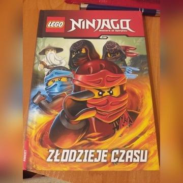 Książka Lego Ninjago/Star Wars