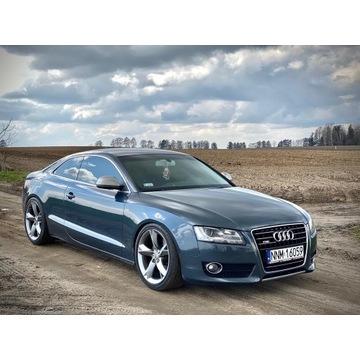 Audi A5 2.7TDI S-line coupe