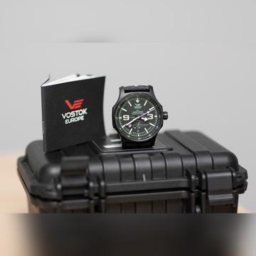 Vostok - Europe Jurgis Kairys Limited Edition