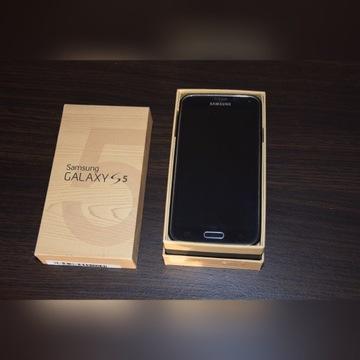 Samsung Galaxy S5 Czarny