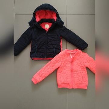Ubrania dla dziewczynki 98-104 wiosna