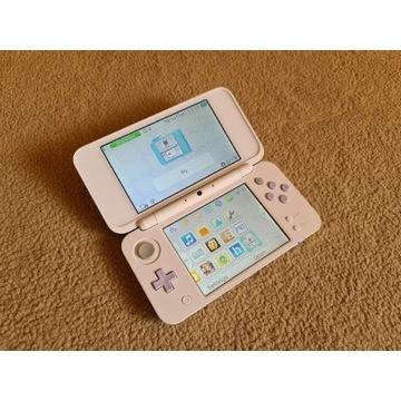 Zadbane Nintendo New 2DS XL + 16GB - przeróbka CFW