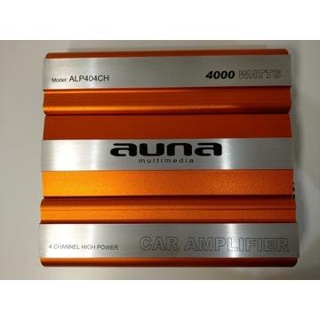Potężny wzmacniacz samochodowy Auna ALP404CH