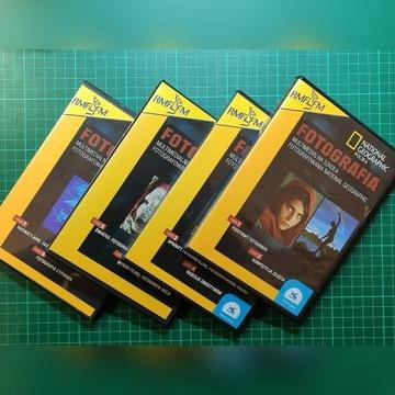 Multimedialna Szkoła Fotografowania NG (4 CD)