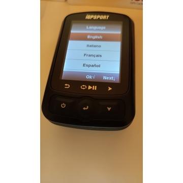Licznik rowerowy i nawigacja GPS iGPSport iGS618