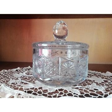 Cukiernica kryształowa