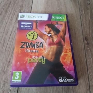 Zumba party na kinect Xbox 360