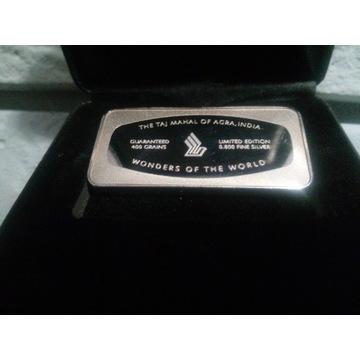 Ag Przedmiot z kolekcji w piękny etui Silver 0.800