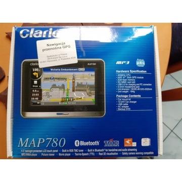 NAWIGACJA CLARION MAP780