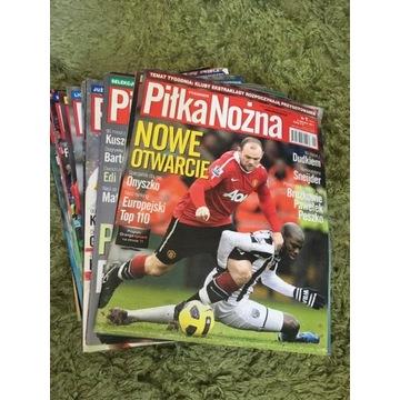 Tygodnik Piłka Nożna rok 2011
