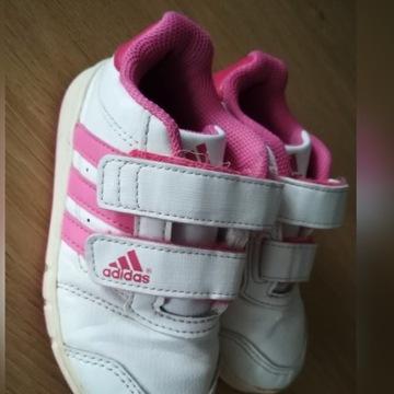 Buty dziewczęce adidas 28